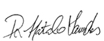 Signature of Dr. Saunders